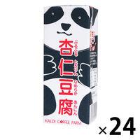 カルディコーヒーファーム オリジナルパンダ杏仁豆腐ミニ 215g 24個
