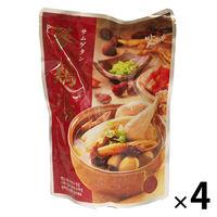 カルディコーヒーファーム マッスンブ サムゲタン(参鶏湯) 1kg 4個