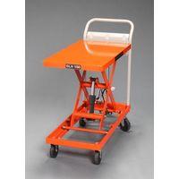 エスコ(esco) 600x1200mm/500kg テーブルリフト 1台 EA520XA-16A(直送品)