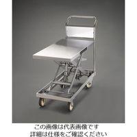 エスコ(esco) 400x 720mm/150kg テーブルリフト(ステンレス製) 1台 EA520XA-61A(直送品)