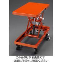 エスコ(esco) 400x 720mm/150kg テーブルリフト(ハンドル無) 1台 EA520XC-2A(直送品)