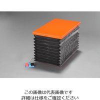 エスコ(esco) 520x 850mm/250kg テーブルリフト(電動式) 1台 EA520XN-4A(直送品)