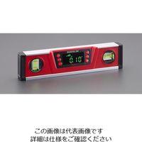 エスコ(esco) 254mm 水平器(デジタル/マグネット付) 1個 EA721JR-12(直送品)