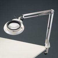 エスコ(esco) x10 / 85mm 拡大鏡(LED照明付) 1個 EA756TB-3B(直送品)