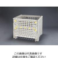 エスコ(esco) 1200x1020x950mm/1000kg メッシュパレット 1台 EA985R-13(直送品)