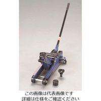 エスコ(esco) 2.0ton/ 85-365mm トロリージャッキ(低床) 1個 EA993LC-2A(直送品)