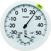 トラスコ中山(TRUSCO) TRUSCO アナログ温湿度計 AT-160 1個 160-6372(直送品)