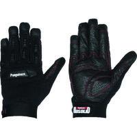 林商事 ペンギンエース 人工皮革手袋 ヒューソリッド H-5 Sサイズ H-5S 1双 149-2226(直送品)