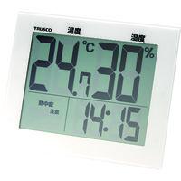 トラスコ中山(TRUSCO) TRUSCO 大画面温湿度計 BTH-220 1個 160-7228(直送品)