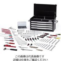 京都機械工具 ハイメカツールセット(ブラック) SK8101ABK 1組(直送品)