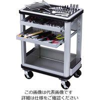 京都機械工具 モーターサイクルツールステーションセット SK6001B 1組(直送品)