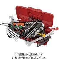 京都機械工具 サイクルツールセット SK34011CY 1組(直送品)
