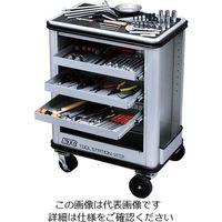 京都機械工具 モーターサイクルツールステーションセット SK7005B 1組(直送品)