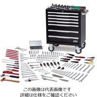 京都機械工具 ハイメカツールセット(ブラック) SK8301ABK 1セット(直送品)