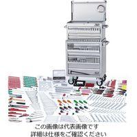 京都機械工具 ハイメカツールセット(シルバー) SK8601A 1セット(直送品)