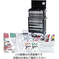 京都機械工具 ハイメカツールセット(ブラック) SK8601ABK 1セット(直送品)