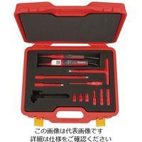 京都機械工具 絶縁工具セットD ZTB310VB 1組(直送品)