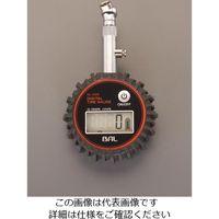 エスコ(esco) 10-700kPa デジタルタイヤゲージ 1セット(3個) EA123CG-18(直送品)