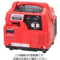 エスコ(esco) AC100V/0.9kw(DC12V)発電機(ポータブルガス式) 1台 EA860MA-2A(直送品)