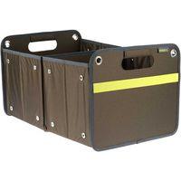 meori 折りたたみ収納ボックス アウトドア Lサイズ アースブラウン A100074(直送品)