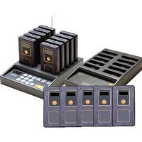 【業務用呼び出しベル】ゲストレシーバーZERO 40台セット(充電器3台) GRZst140 マイコール(myCall) 1セット(40台)(直送品)