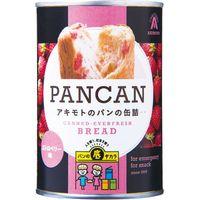 パン・アキモト PANCAN ストロベリー味 1セット(24個入り)(直送品)