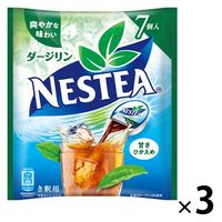ネスレ日本 ネスティー ポーション ダージリン 甘さひかえめ 1セット(21個:7個入×3袋)