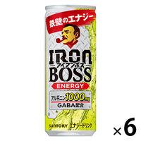 サントリー アイアンボス 250ml 1セット(6缶)