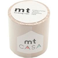 mt CASA 50mm パステルブラウン MTCA5098 マスキングテープ カモ井加工紙(直送品)
