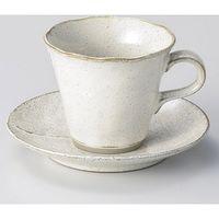 みのる陶器 白伊賀コーヒー碗 (カップのみ) 4965583887188 1セット(5個入)(直送品)