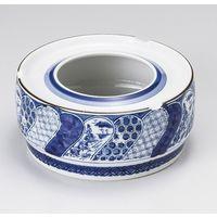 みのる陶器 袋祥瑞6.0灰皿 4965583901341 1セット(2個入)(直送品)