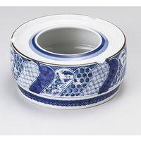 みのる陶器 袋祥瑞4.0灰皿 4965583901358 1セット(3個入)(直送品)