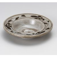みのる陶器 カラツ6.0灰皿 4965583901402 1セット(3個入)(直送品)