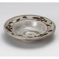 みのる陶器 カラツ5.0灰皿 4965583901419 1セット(3個入)(直送品)