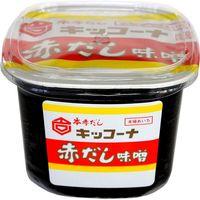 キッコーナ 赤だしみそ 1箱(1kg×4個入り)(直送品)