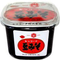 キッコーナ 豆みそ 1箱(1kg×4個入り)(直送品)