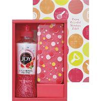 【3箱セット】ジョイ カラフルキッチンセット CLFL-5 グレープフルーツの香り(直送品)