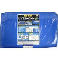 萩原工業 UVブルーシート2年タイプ 5.4m×7.2m 707298(直送品)