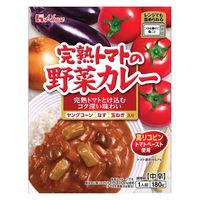 ハウス食品 完熟トマトの野菜カレー 1個 レンジ対応