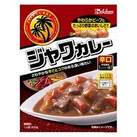 ハウス食品 レトルトジャワカレー 辛口 1個 レンジ対応