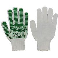 エコロリサイクル手袋 すべり止め 白 #320-M 1セット(10個入) 福徳産業(直送品)