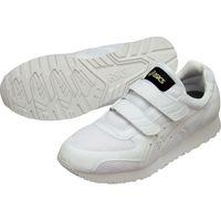 アシックス 静電気帯電防止靴 ウィンジョブ351 ホワイト×ホワイト 25.5cm FIE351.0101-25.5 515-1813(直送品)