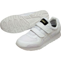 アシックス 静電気帯電防止靴 ウィンジョブ351 ホワイト×ホワイト 22.5cm FIE351.0101-22.5 515-1759(直送品)