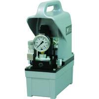 大阪ジャッキ製作所 OJ 低騒音小型電動油圧ポンプ PSP-1.6EGS 1台 161-5568(直送品)