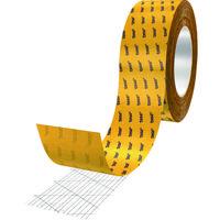 tape tesa 強力両面テープ 透明 30mmx15m 66022-30-15 1巻(15m) 160-6680(直送品)