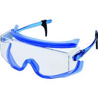 トラスコ中山(TRUSCO) TRUSCO 一眼型保護メガネ オーバーグラスタイプ TOSG-727 1個 161-0900(直送品)