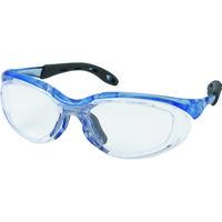トラスコ中山(TRUSCO) TRUSCO ジャストフィット2眼型セーフティグラス TJFG2-390 1個 161-0793(直送品)