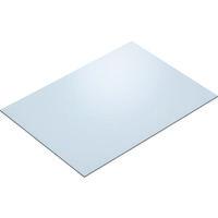 岩田製作所 IWATA 塩ビ板 (白) 5mm PVPW-200-200-5 1枚 149-0224(直送品)
