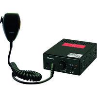 ノボル電機 ノボル 20W12V 車載用アンプ YA-422 1台 149-0938(直送品)