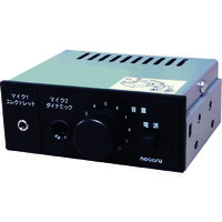 ノボル電機 ノボル 10W24V 車載用アンプ YA-415B 1台 149-0940(直送品)